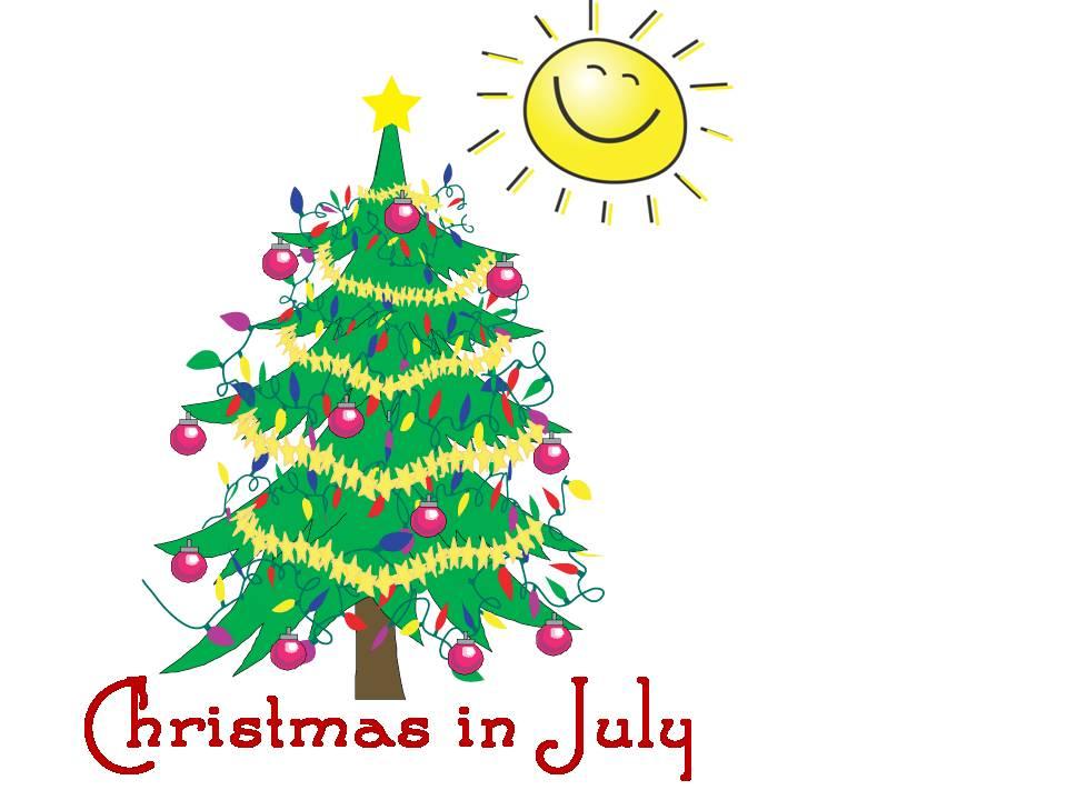 Christmas in July! | The Spirit Season